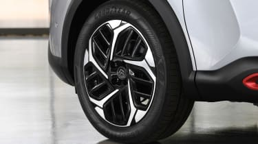 2021 Citroen C4 - alloy wheels
