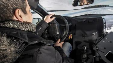 2019 Vauxhall Corsa Prototype interior