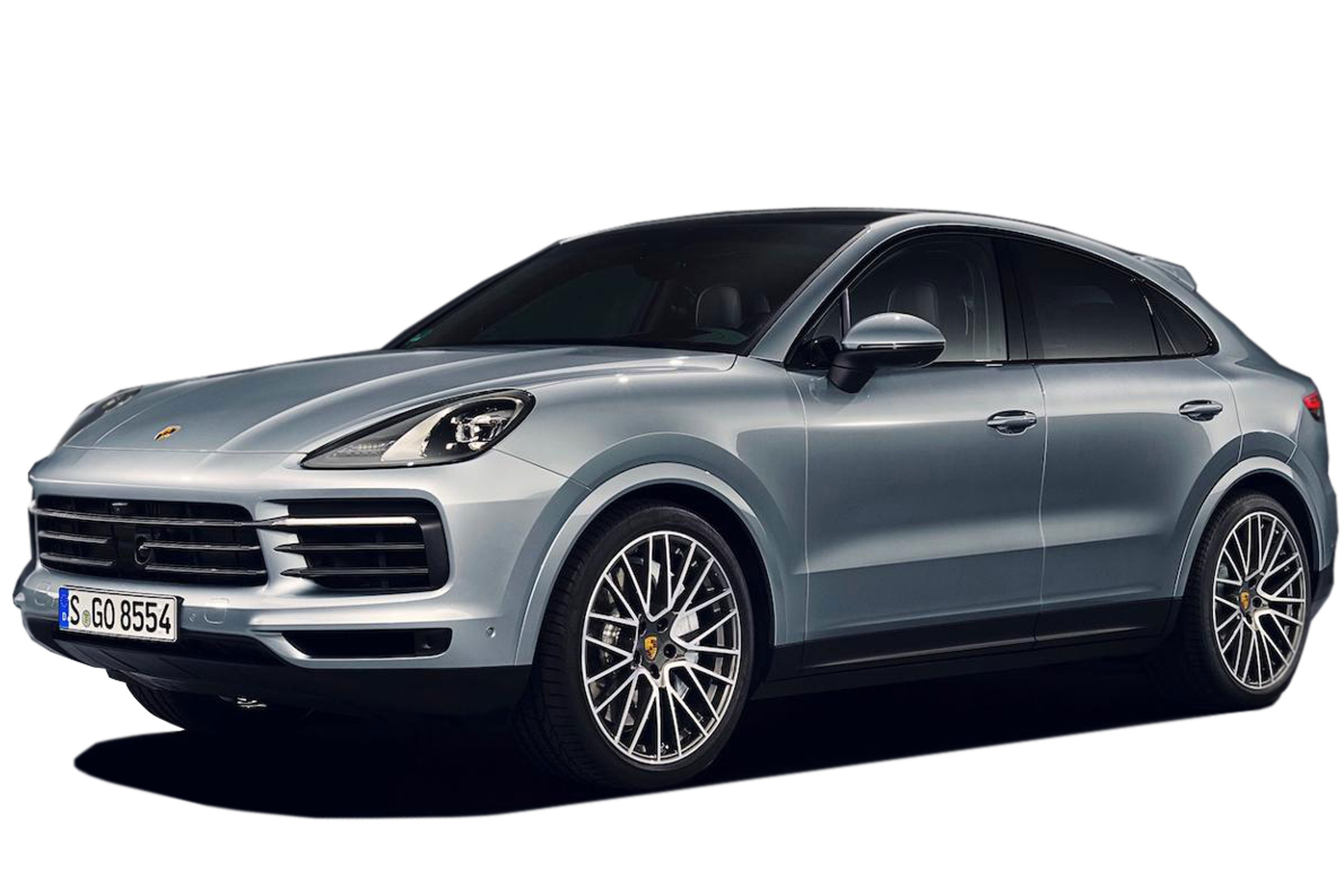 Porsche Cayenne Coupe Suv 2020 Review Carbuyer