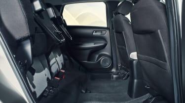 Honda Jazz hybrid Magic Seats