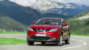 The Nissan Qashqai was the model that widened the appeal of SUVs