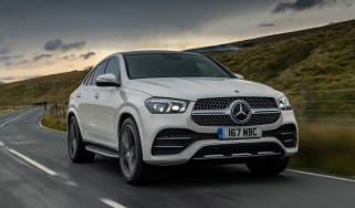 Mercedes GLE SUV Coupe review