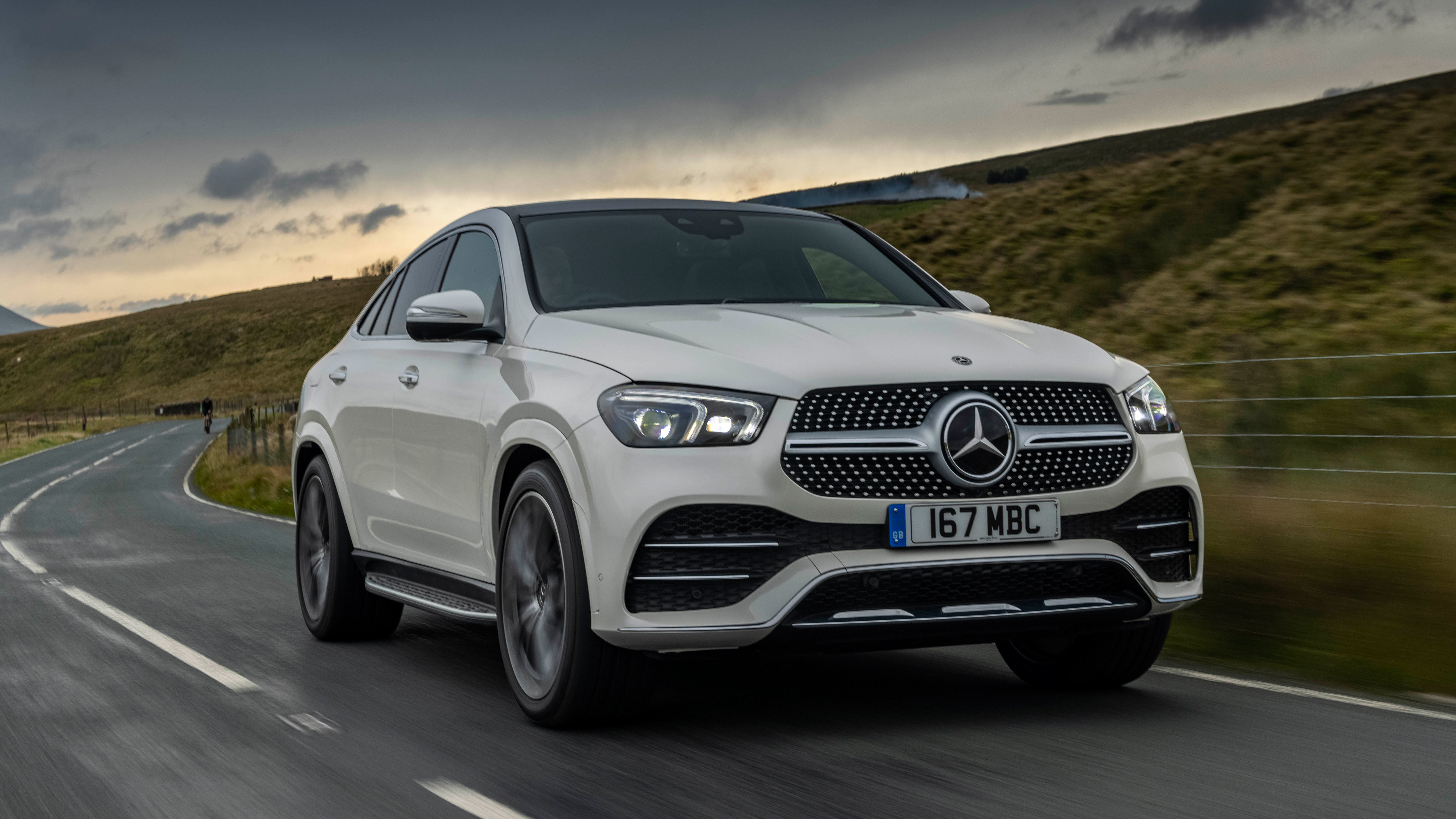 Mercedes Gle Coupe Suv Review Carbuyer