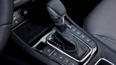 Hyundai Ioniq Hybrid gearlever