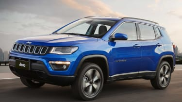 The Jeep Compass will be taking on the likes of the Nissan Qashqai & SEAT Ateca when it arrives towards the end of 2017