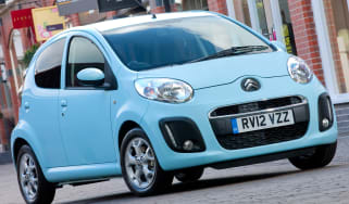 Citroen c1 hatchback 2012 deals