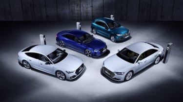 Audi PHEV Q5, A6, A7, A8 - all