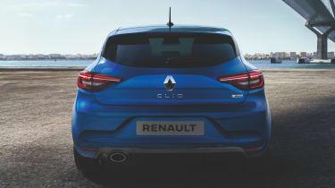 2019 Renault Clio - rear
