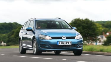 The Golf has a five-star Euro NCAP crash-test rating and additional active safety kit can be added
