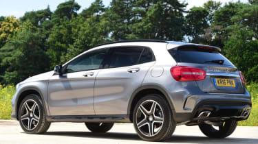 Mercedes-Benz GLA-Class AMG Line - rear static
