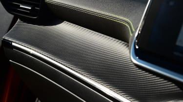 Peugeot 2008 SUV dashboard