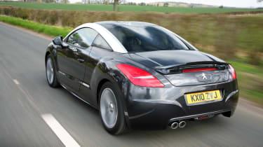 Peugeot RCZ rear