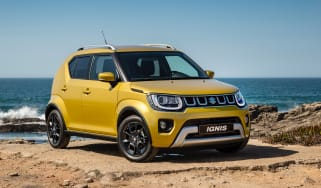 2020 Suzuki Ignis SUV front 3/4 static