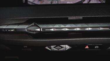 DS 4 air con controls
