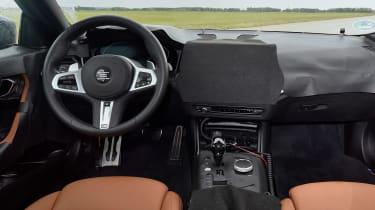 2021 BMW 2 Series Coupe prototype