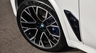 BMW X5 M SUV alloy wheels