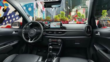 2020 Kia Picanto interior