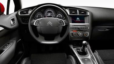 2015 Citroen C4 - interior