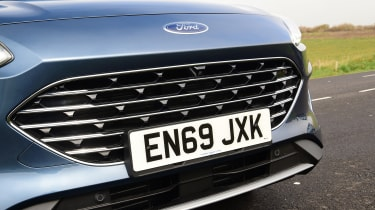 Ford Kuga grille