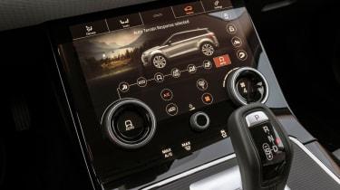 Range Rover Evoque 2019 infotainment 2