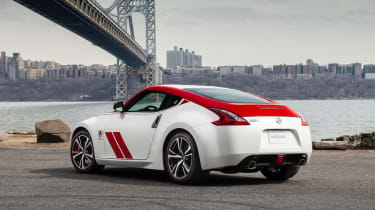 Nissan 370Z 50th Anniversary Edition - rear quarter
