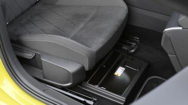 2020 Volkswagen Golf - front seating