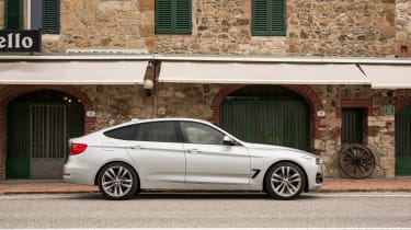 When fitted with a larger engine in the 330d, 335d and 340i, the GT can tow an impressive 1,800kg braked trailer