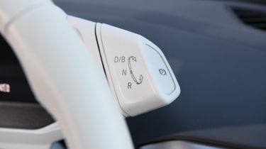 Volkswagen ID.4 SUV gear selector