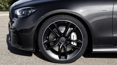 Mercedes-AMG E 53 Coupe alloy wheel