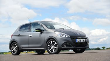 The Peugeot 208 is a supermini infused with typically French style