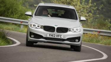 The BMW 330d GT and 335d GT use 3.0-litre diesel engines offering serious performance