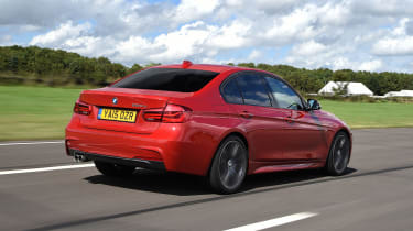 While there's also a high-performance M3 and super-efficient plug-in hybrid versions available