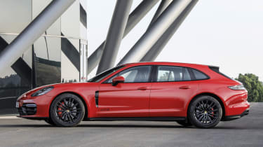 2020 Porsche Panamera Sport Turismo GTS