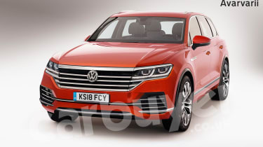 It's understood VW will move the Touareg further up the SUV ladder, promising serious luxury and autonomous tech