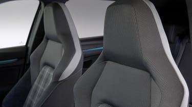 2020 Volkswagen Golf GTD - front seats