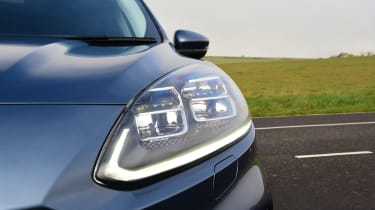 Ford Kuga upgraded LED headlight