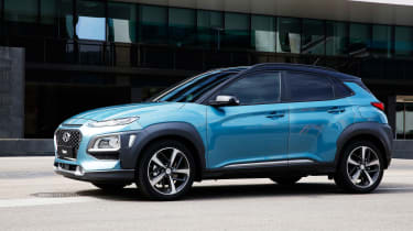 The car is understood to be based on the Hyundai i20