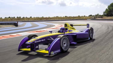 Formula E is driving more development of electric cars than any other form of motorsport