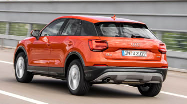 Based on the Audi Q3 hatchback, the Q2 is optimised for life on the road