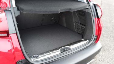 Peugeot 2008 - boot