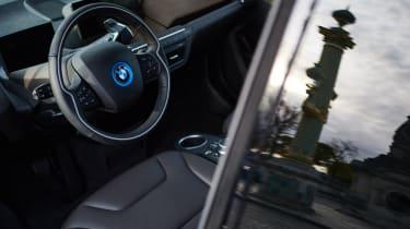 2019 BMW i3 Edition RoadStyle - interior