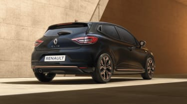 Renault Clio Lutecia Limited Edition - rear 3/4 static
