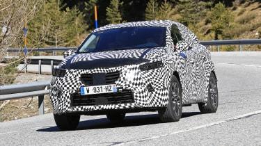 2020 Renault Captur hybrid - quarter