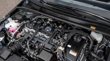 Toyota Corolla saloon engine