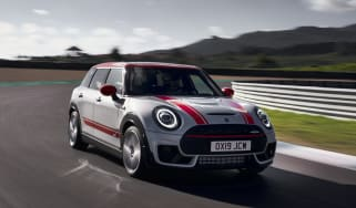 MINI John Cooper Works Clubman - front cornering