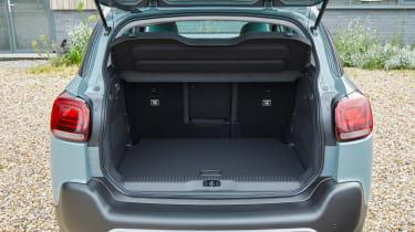Citroen C3 Aircross SUV boot