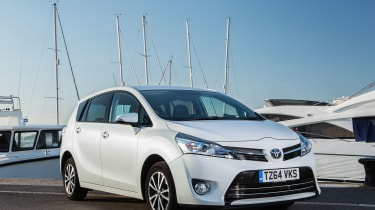 The Toyota Verso is a reliable car that should give years of loyal service