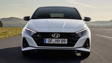 2021 Hyundai i20 N Line - front view dynamic