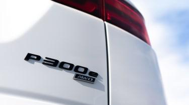 Jaguar E-Pace SUV review badge