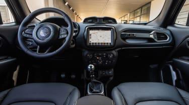 2021 Jeep Renegade 80th Anniversary - interior